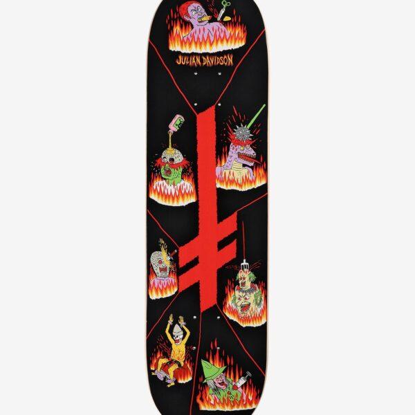 Skateboard, Skateboard Decks