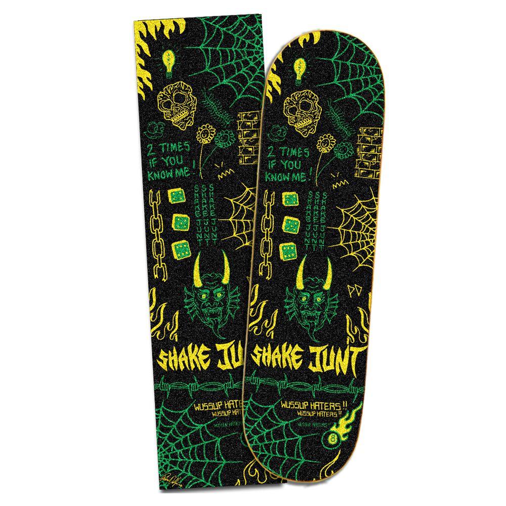 Skateboard,grip